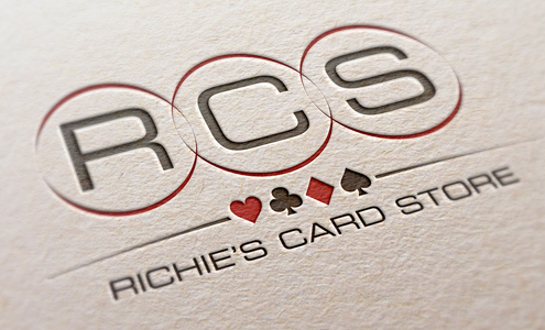 Richie's Card Store Logo